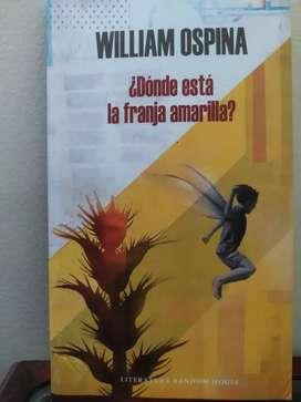 ¿Dónde está la franja amarilla?- William Ospina