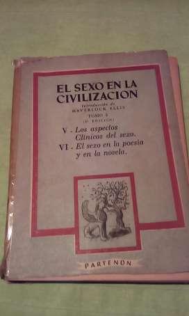 Libro El Sexo en La Civilizacion