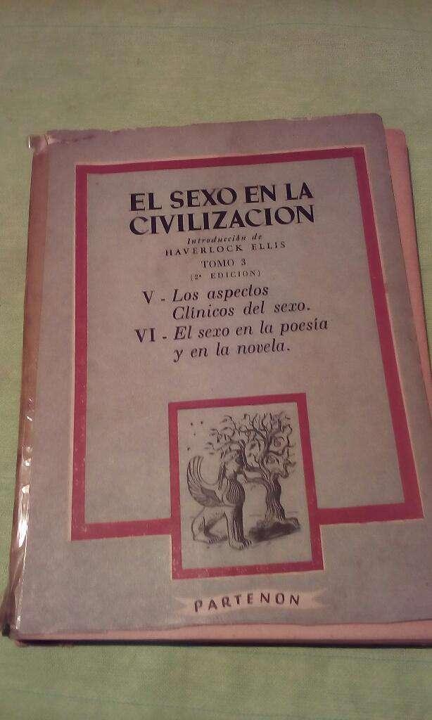Libro El Sexo en La Civilizacion 0