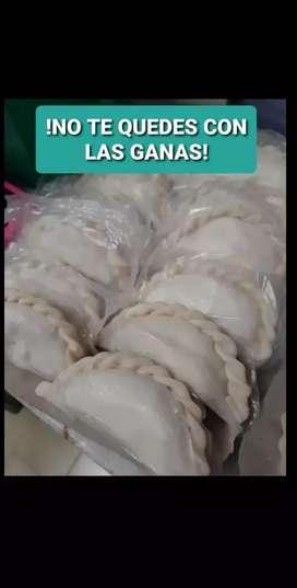 Empanadas FRIZADAS