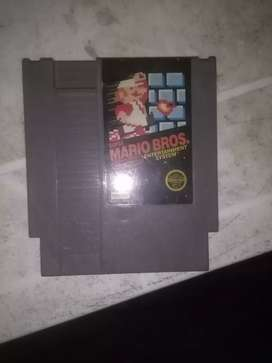 Cartucho NES Mario bros negociable o cambios