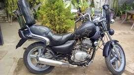 Vendo moto americana 25$mil