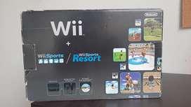 Nintendo Wii - precio negociable