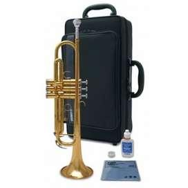 Trompeta Yamaha Dorada YTR-3335