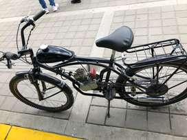 VENDO CICLO-MOTOR 48 C.C