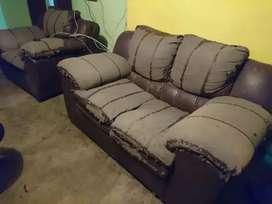 Retapizado de muebles de sala.restauracio de muebles en general