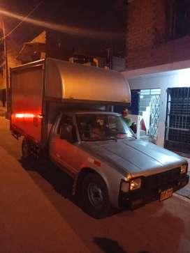camioneta operativa en perfecto estado