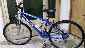 Vendo Bicicleta Olmo Mtb Rodado 26 COMO NUEVA.
