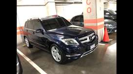 Mercedes Benz GLK 250 4 matic 2.0 2015
