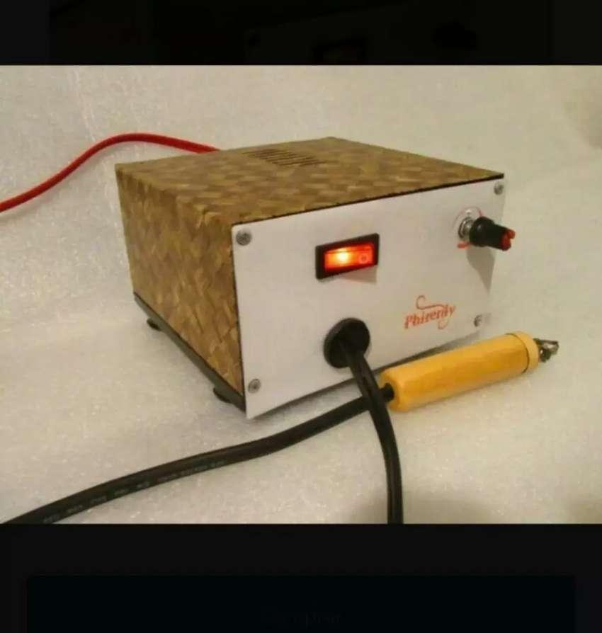 Pirógrafo pirograbador industrial 0