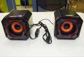 Parlantes Extreme Multimedia 2.0 Ch Usb Pm-210