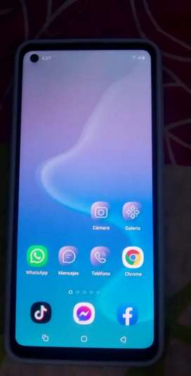 Vendo o cambio celular Samsung a21s