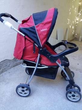 Carrito de Bebe Infanti Usado