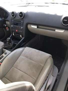 Audi A3, tres puertas , todos los services! Listo para transferir
