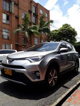 Toyota Rav 4- 4x2 automática- Ganga!!