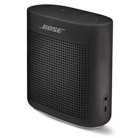 Parlante Bose Soundlink Color II Negro