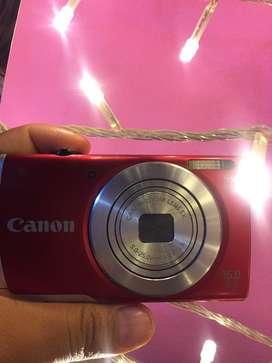 Camara fotografica canon 5xoptical Zoom
