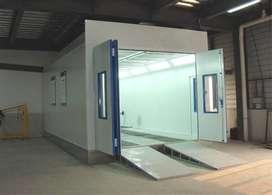 fabricacion de cabinas de pintura