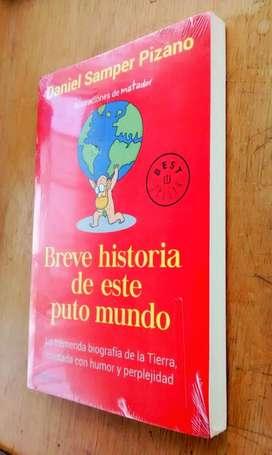 Best Seller Breve Historia de Este Puto Mundo