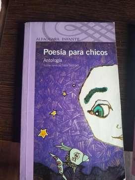 Poesía para chicos Antología Alfaguara
