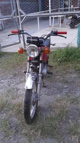 Yamaha rx 100 2004