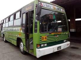 omnibus mercedez benz caio victoria 44 asientos remato por viaje.