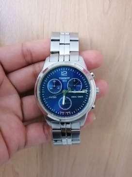 Se vende hermoso reloj tissot 1853 original como nuevo.