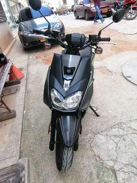 Vendo moto bwis como nueva