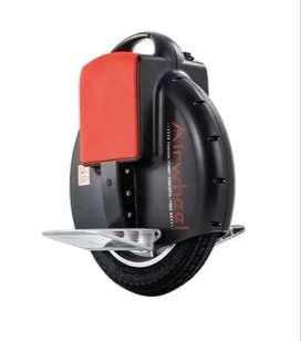 Monociclo Airwheel X3, Electrico , Max 18km, Negro/rojo