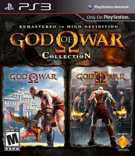 JUEGO FISICO PLAY 3 GOD OF WAR COLLECTION