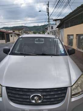 Vendo camioneta wingle 5 a gasolina 2013