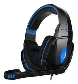 Diadema G4000 Gamer Pro Gaming Micrófono Computador