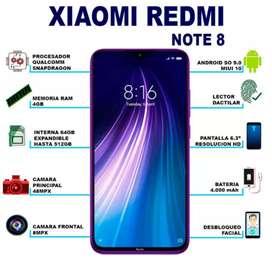 Celular Xiaomi Redmi Note 8