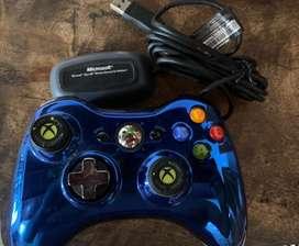 Control Xbox  360 para pc inalambrico