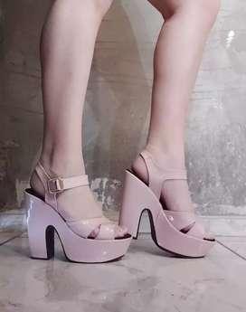 Vendo zapatos de fiesta, como nuevos 1 sólo uso