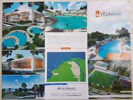 Vendo Lote 280 M2 en Puerto Velero (Reserva Campestre Velamar)
