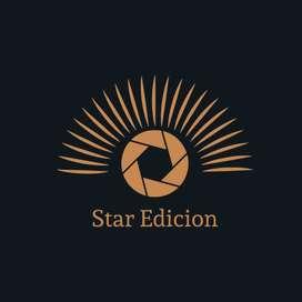 Star Edicion | Todo tipo de edicion a un precio negociable