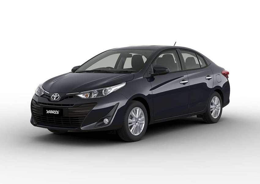 Toyota Yaris Gli 1.3 MT 0