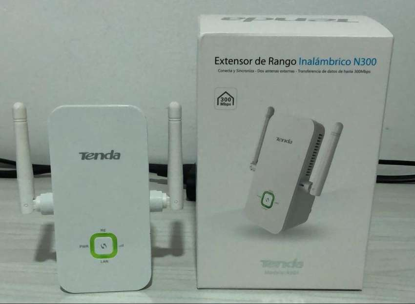 Extensor de rango WiFi - Tenda N300