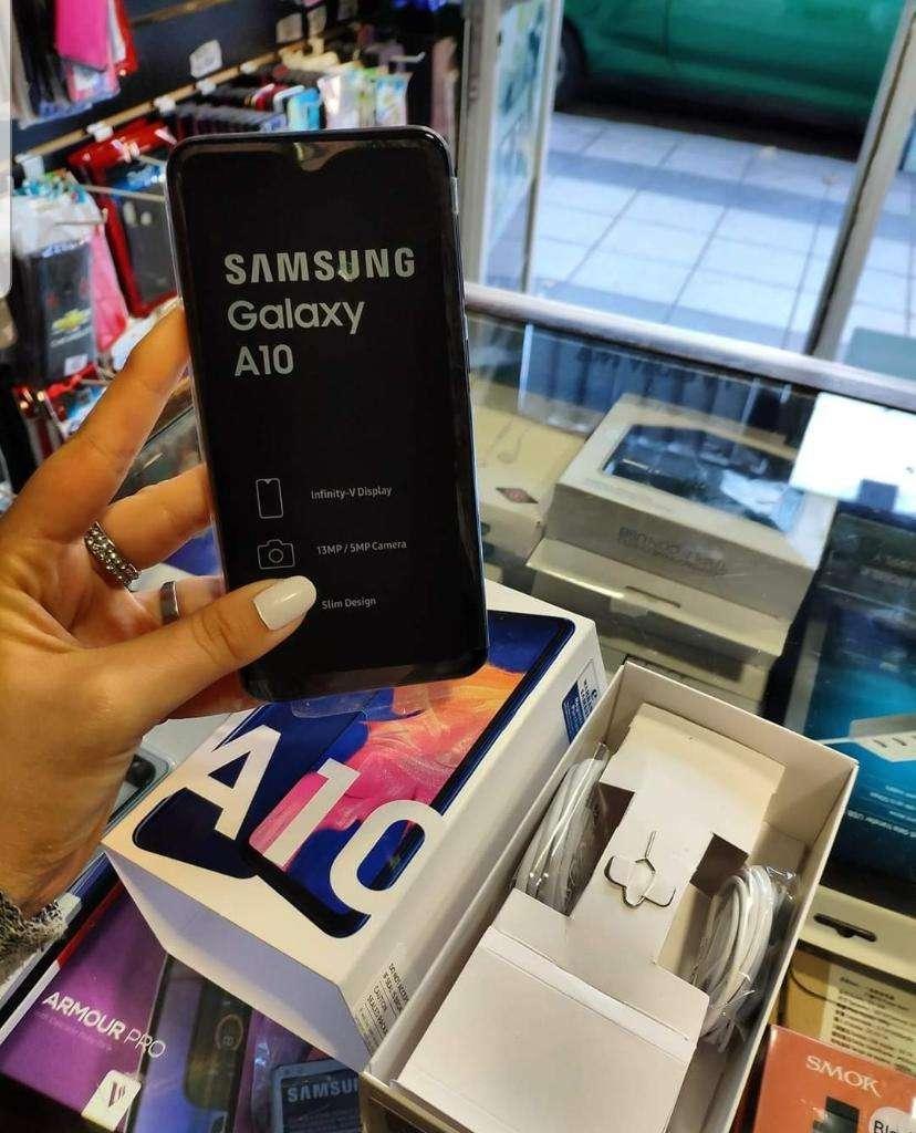 Samsung A10 Nuevo Local a La Calle 0