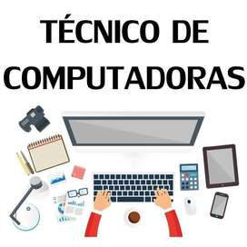 Soporte tecnico de computadoras hogar y empresas - Juliaca  - Puno