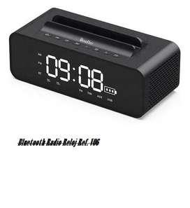 Bluetooth Radio Reloj Ref. V06