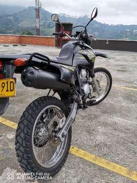 Xtz 250 2016