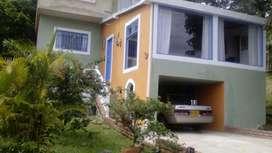 alquiler cabaña Barbosa Santander