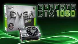 GTX 1050 Tarjeta Grafica Video Potente