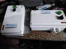 tablero manual/automático  Para bombas, motores, equipos, máquinas BCV Matic