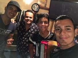 Grupo de parranda vallenata juvenil
