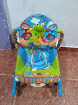 Silla fisher price