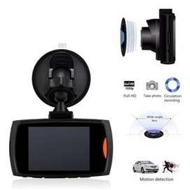 Camara Vehiculo Auto Carro Hd 1080 Ventosa Cargador 120 HDMI memoria