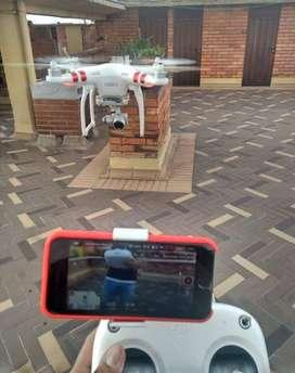 DRON DJI PHANTOM 3 (LEER)
